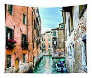 Quiet Canal Tapestry