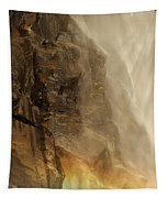 Rainbow On The Rocks Tapestry