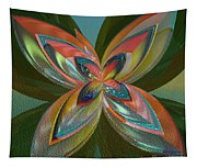 Rainbow Of Colors Tapestry