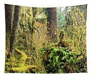 Rainforest Salad Bar Tapestry
