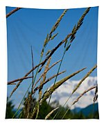 Rainier Weeds Tapestry