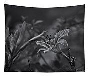 Rainy Day Lily Tapestry