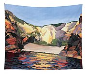 Ramsey Island - Land And Sea No 2 Tapestry