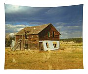 Ranch House Tapestry