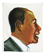Raoul Peck Tapestry