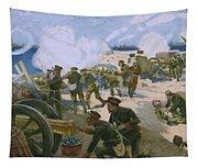 Rebellion In Venice Tapestry