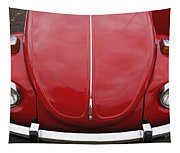 Red Bug Tapestry