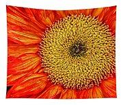 Red Sunflower Iv Tapestry