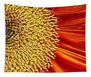 Red Sunflower Viiii Tapestry