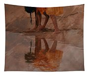 Reflections Of India Tapestry