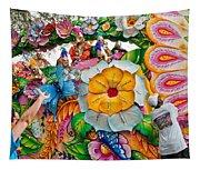 Rex Mardi Gras Parade Ix Tapestry