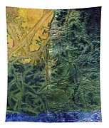 Rhapsody Of Colors 58 Tapestry
