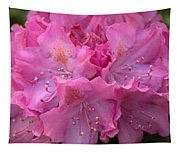 Rhododendron Bloom Tapestry