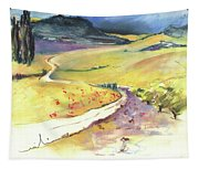 Ribera Del Duero In Spain 06 Tapestry