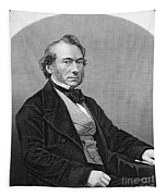 Richard Cobden (1804-1865). /nenglish Politician And Economist. Steel Engraving, English, 19th Century Tapestry