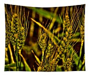 Ripening Wheat Tapestry