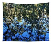 Ripples And Reflections Tapestry