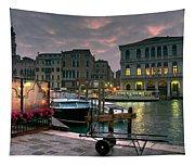 Riva Del Vin. Venezia Tapestry