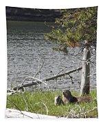 River Otter Tapestry