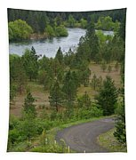 River Road Tapestry