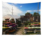 Road Side Stand Tapestry