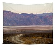 Road Through Death Valley Tapestry