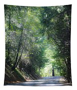 Road To Apple Hill Tapestry