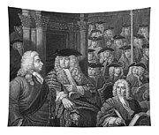 Robert Walpole (1676-1745) Tapestry