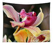Rocking Chair Orchid Tapestry