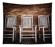 Rocking Chairs Tapestry