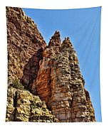 Rocky Cliff Tapestry