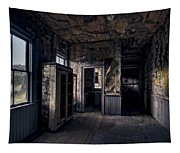 Roe - Graves House Kitchen Of Bannack Ghost Town - Montana Tapestry