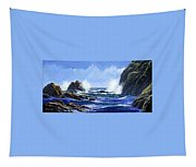 Rolling Surf Tapestry
