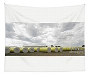 Rolls Of Cotton Tapestry