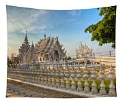 Rong Khun Temple Tapestry