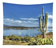Roosevelt Lake  Tapestry