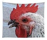 Rooster No. 2 Tapestry