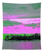 Rose Colore Scape Tapestry