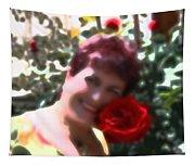 Rose Love Tapestry