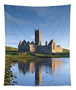 Rosserk Friary, Co Mayo, Ireland 15th Tapestry
