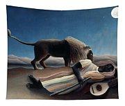Rousseau: Gypsy, 1897 Tapestry