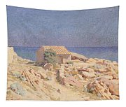 Roussillon Landscape Tapestry