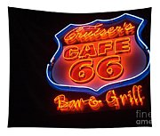 Route 66 Bar And Grill Tapestry
