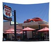 Route 66 Cruisers Williams Arizona Tapestry