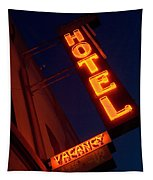 Route 66 Hotel Williams Tapestry