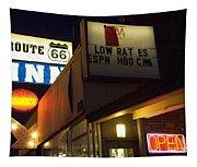 Route 66 Inn Tapestry