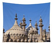Royal Pavillion - Brighton England Tapestry