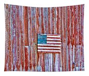 Rural Patriot Tapestry