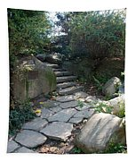 Rural Steps Tapestry