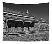 Russell Home - Bw Tapestry